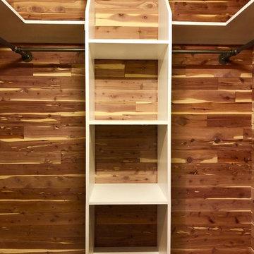 Aromatic Cedar Custom Closet