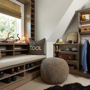 ASID Showcase House His Master Closet