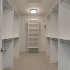 Traditional Closet by NIH Homes