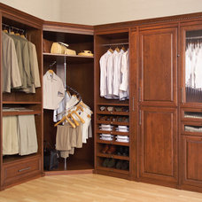closet by Valet Custom Cabinets & Closets