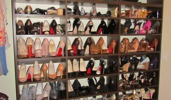 Atlanta Closet Shoe Shelves 01