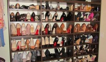 Atlanta Closet Shoe Shelves 01