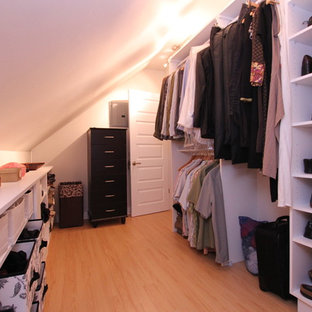 Design ideas for a storage and wardrobe in Toronto.