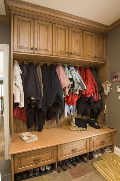 Traditional Closet by Cheryl D & Company