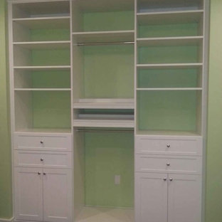Baby room Wall unit Before and After