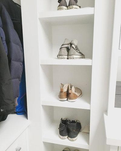 Modern Closet by Haven