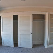 Beach Style Closet by Bramco Builders, Inc.