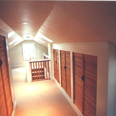 Traditional Closet by Seattle HomeWork