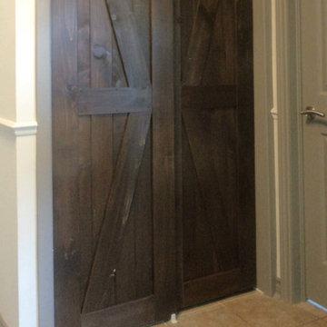 Barn Doors - many possibilities