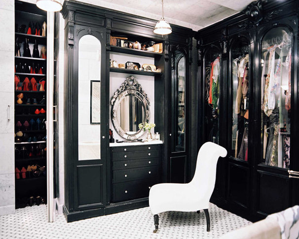 Traditional Closet by Mosaic Tile Stone