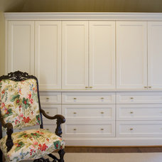 Traditional Closet by Burkhart Company