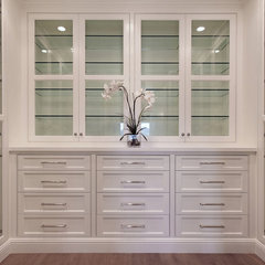 traditional closet by Patterson Construction Corporation