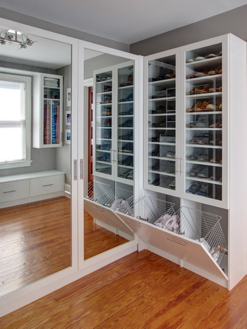 Doors Medium And Ideas: 30 Trendy Walk-In Closet Design Ideas
