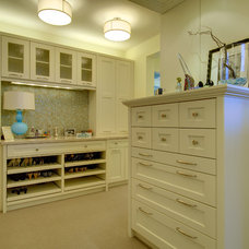Traditional Closet by Rockwood Custom Homes