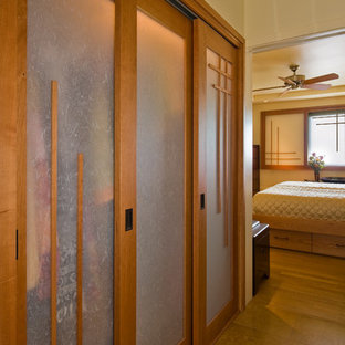 Design ideas for an asian storage and wardrobe in Hawaii.