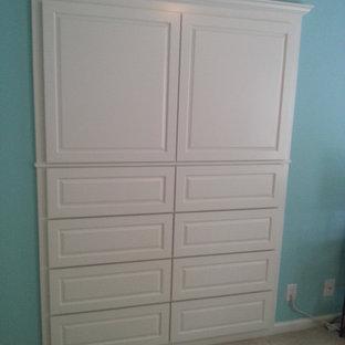 Bedroom Closet Conversion