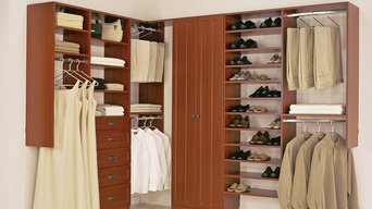 Bedroom Closets & Organizers