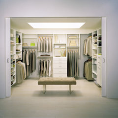 modern closet by California Closets North Jersey