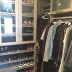 Master Dressing Room Walk In Closet