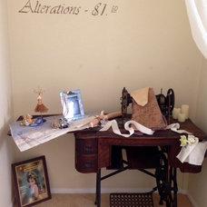 Traditional Closet by LoriElle Design Studio