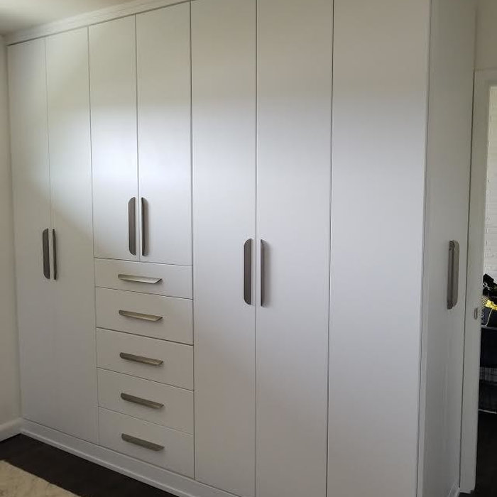 Bedroom Wall Cabinets/Closet