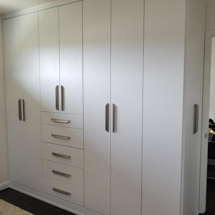 Bedroom Wall Cabinets/Closet