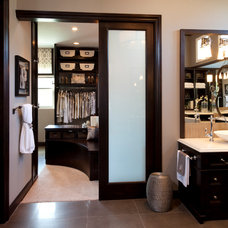 Modern Closet by Robeson Design