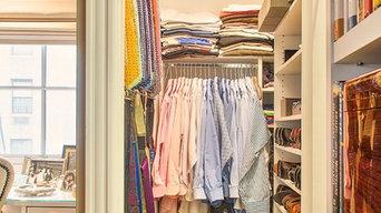Beige Closet