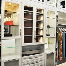 Modern Closet by California Closets Twin Cities