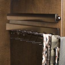 Traditional Closet by Artisan Custom Closets