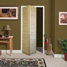 Traditional Closet by US Door & More Inc
