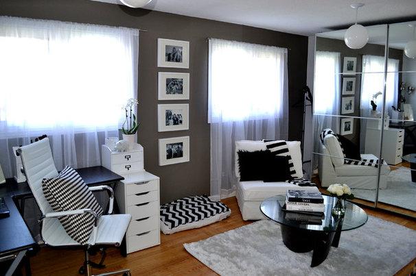 Modern Closet by Emily Tait Designs