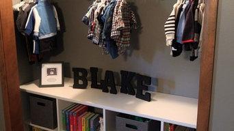 Blake's Closet