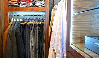 Bloomingdale Master Closet