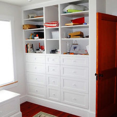 Traditional Closet by Boardwalk Builders