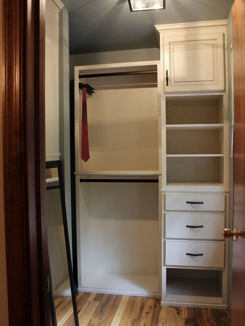 rectangular closet design ideas remodels photos