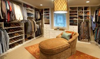 Bradshaw Closet