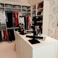 Traditional Closet by Andrea Gary/Queen of Kerfuffle™