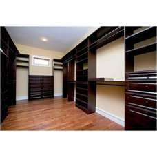 Traditional Closet by Judd Builders