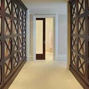 Elegant closet photo in Miami