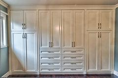 10' Reach-in Closet or Wardrobe like ikea PAX system?