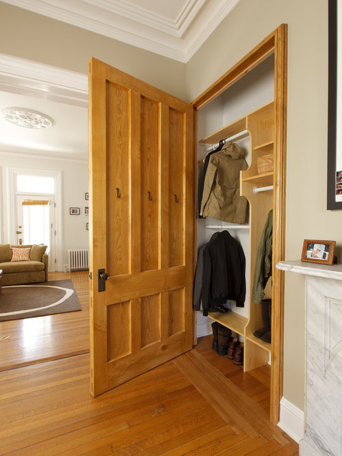 Entry closet houzz for One day doors and closets reviews
