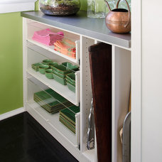Eclectic Closet by Kathy Corbet Interiors