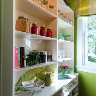 Butler's Pantry & Whimsical Storage in Midlothian