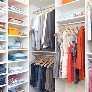 California Closets Master Walk In Closet