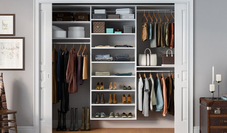 Best of the Week: 32 Brilliant Clothes Storage Ideas