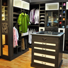 Modern Closet by California Closets Twin Cities