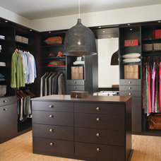 Contemporary Closet by California Closets Twin Cities