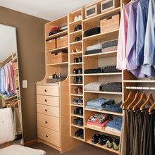 closets storage