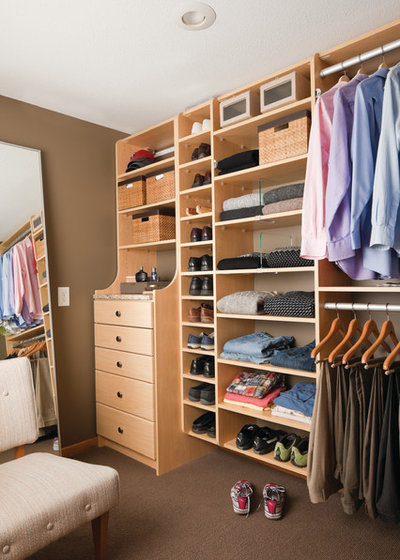 Contemporary Closet By California Closets Southdale